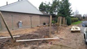 Sådan laver vi nyt hegn hos la Cour Byg