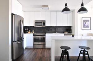 Køkkenrenovering: Se det flotte resultat