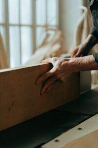 tømrer- og mureropgaver hos la Cour